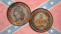 Confederate Cent