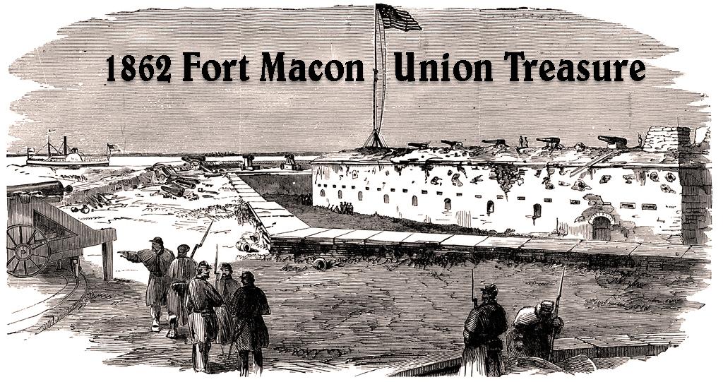 Ford Macon Union Treasure