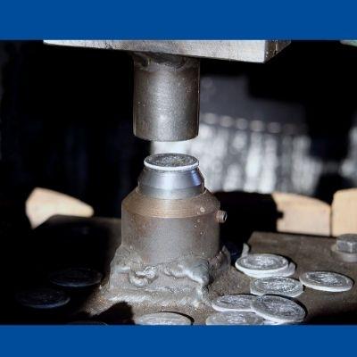Incuse Coin Striking