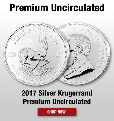 2017 Silver Krugerrand Premium Uncirculated