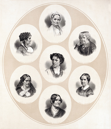 Famous Suffragists