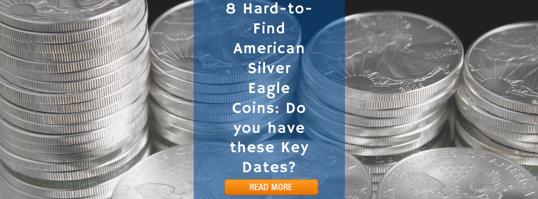 Key Date Silver Eagles Article Banner