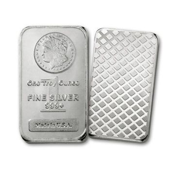 Morgan Silver Bar