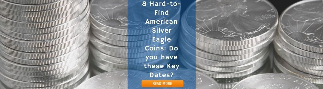 Key Date American Silver Eagles