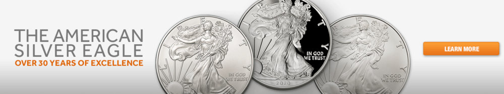 American Silver Eagle Experience Banner