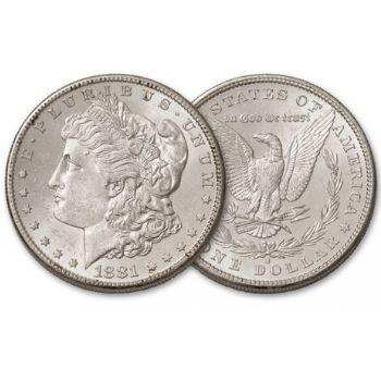 morgan silver dollar obvsere reverse design