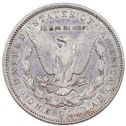 Morgan Silver Dollar Reverse
