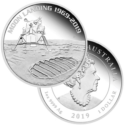 Royal Australian & U.S. Mint Commemoratives