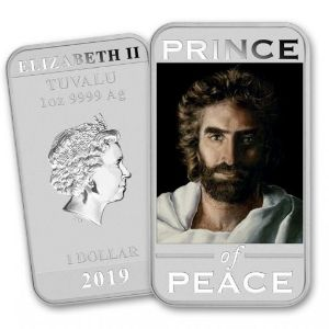 2019 Silver Prince of Peace Bar