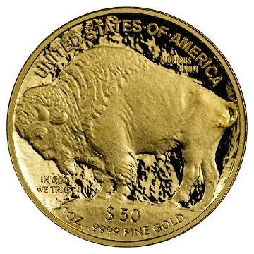 2016 Proof American Gold Buffalo Coin