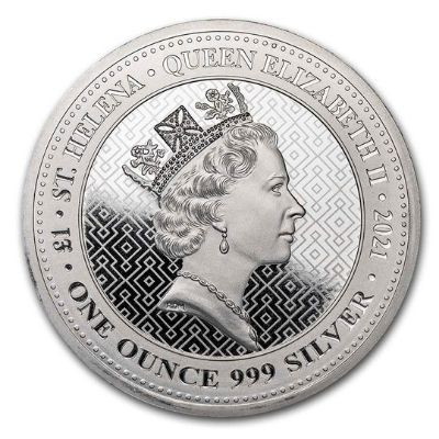 Silver Queen's Virtures Victory Obverse