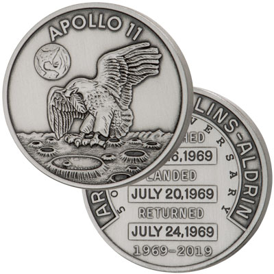Robbins Medal Commemoratives