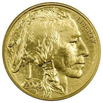 2008-W American Gold Buffalo