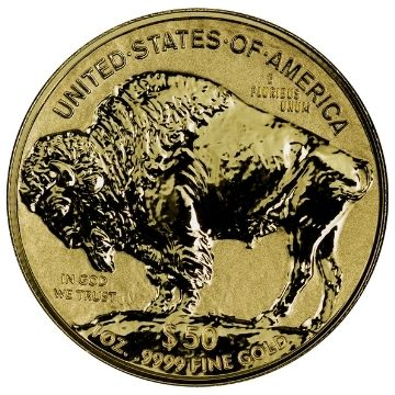 2013 Reverse Proof American Gold Buffalo Coin