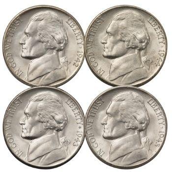 Silver Nickel Years