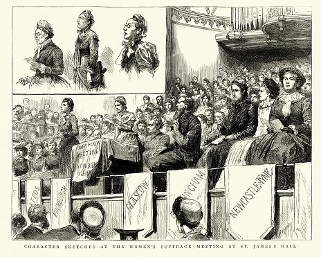 Women's Suffrage Meeting