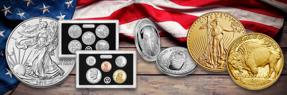 United States Mint Coins and Commemoratives